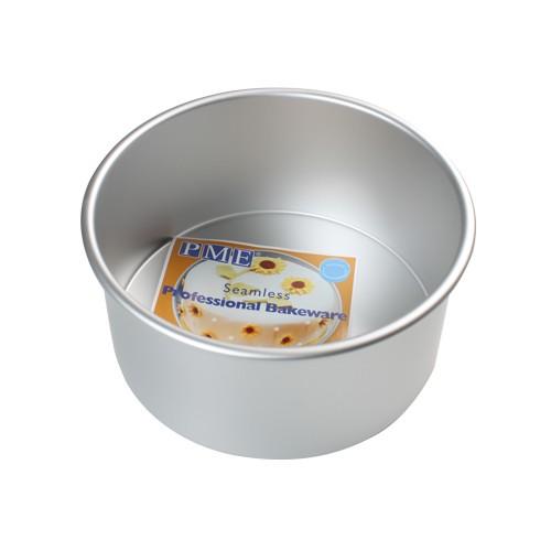 PME Rund kakeform, ekstra dyp, Ø 10cm - 10cm høy