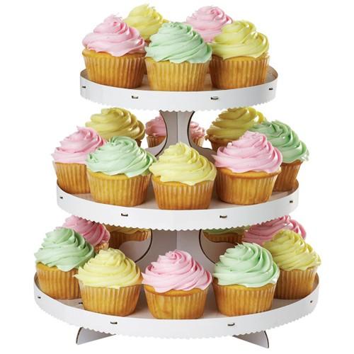 Wilton cupcake-stativ