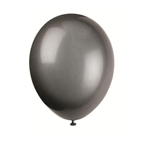 Ballonger Phantom - Svart-  pk/50