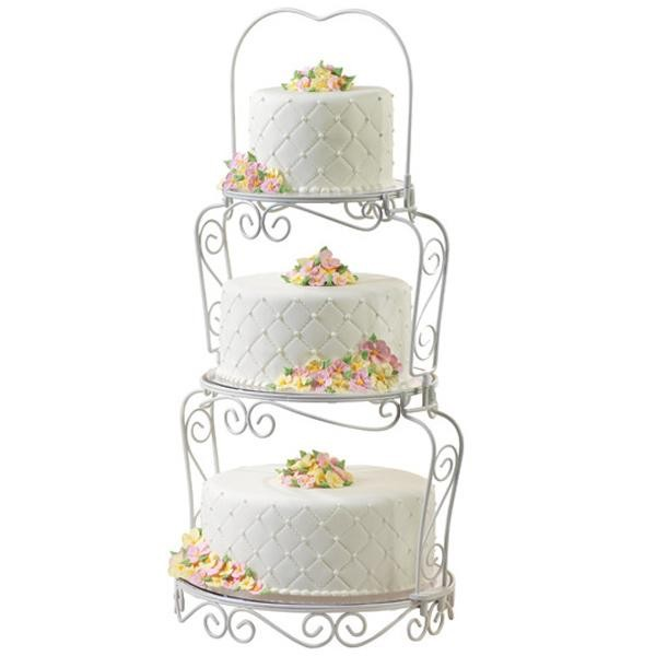 Graceful Tiers Cake Display thumbnail
