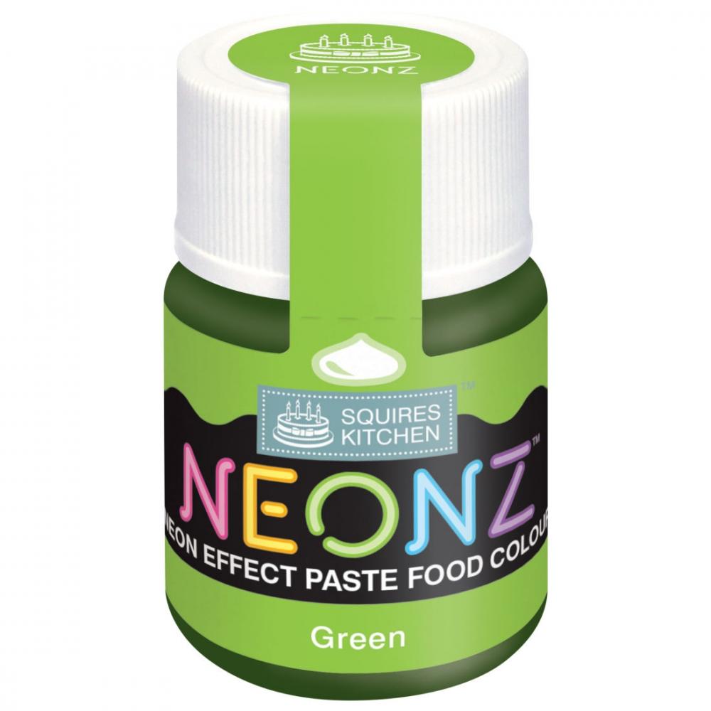 SK Neonz Pastafarge -Grønn- 20g