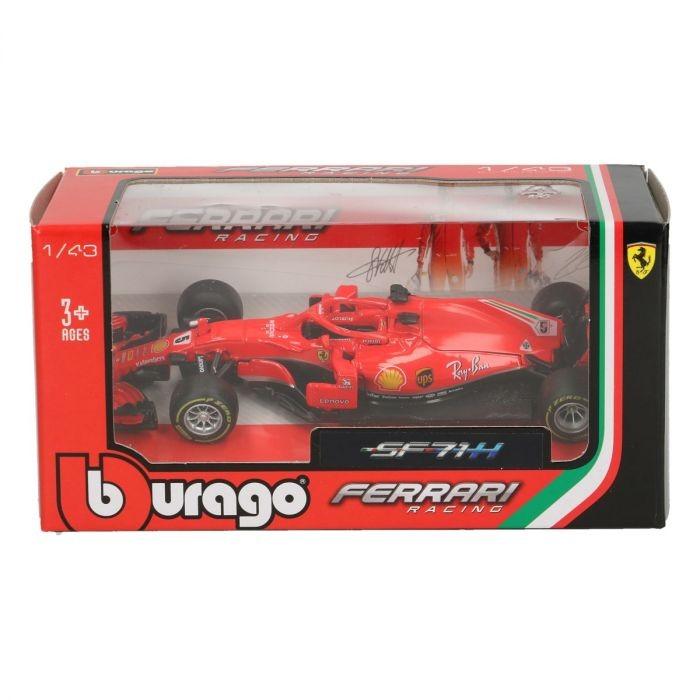 Burago Formula 1 bil - Ferrari