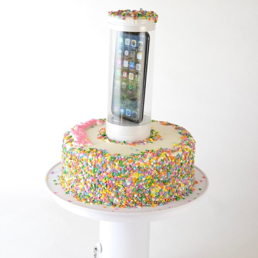 Surprise Cake Poppestativ