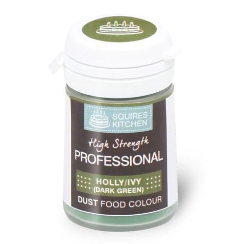 SK pulverfarge Holly/Ivy grønn