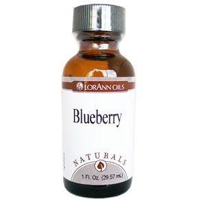 LorAnn Naturlig smak - Blåbær - 30 ml