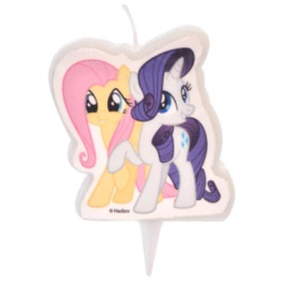 My Little Pony kakelys, Fluttershy og Rarity