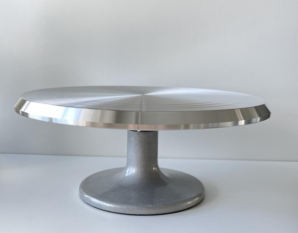 Aluminium Kakedreier Ø29cm