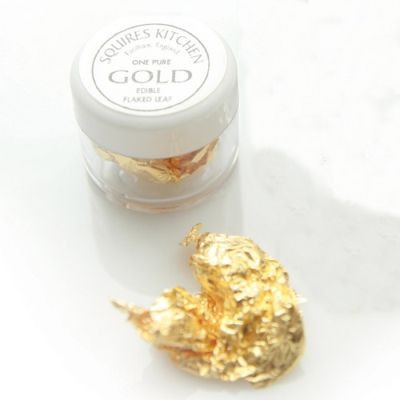 Sk Pure Gold Leaf Flake