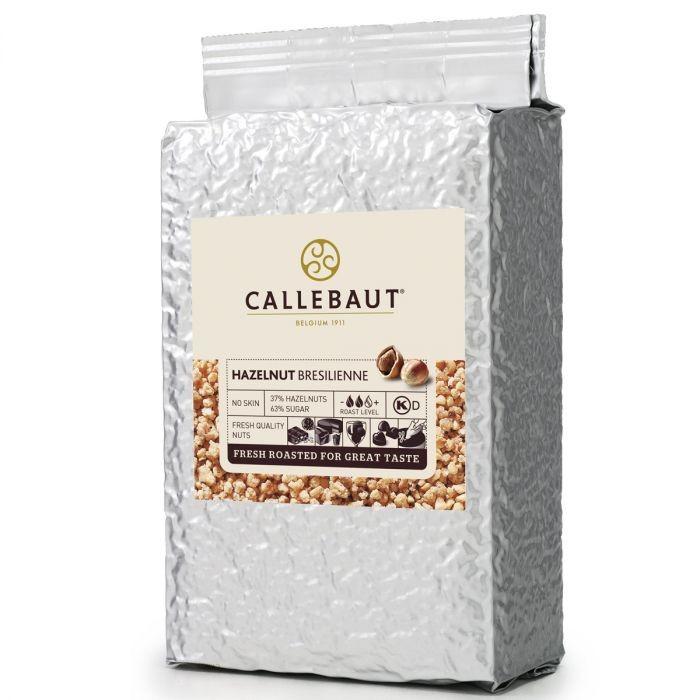 Callebaut Krokan av hasselnøtter 1kg