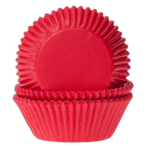 House of Marie Muffinsformer Red Velvet - pk/50