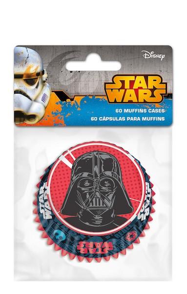 Muffinsform Star Wars, standard, 60 Stk