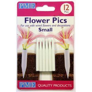 Flower Pics Small, 12pc