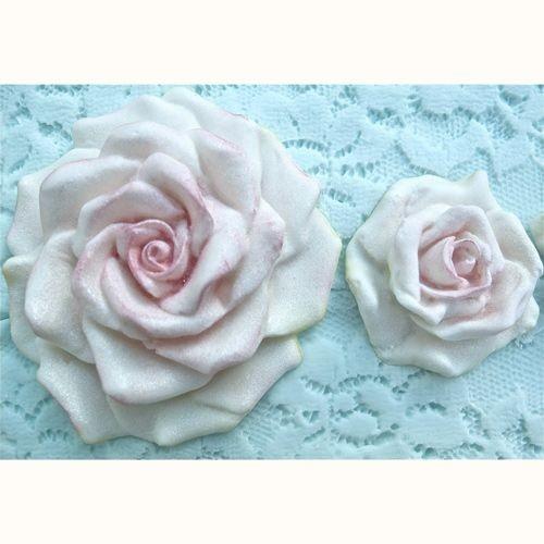 Karen Davies silikonform Stor rose