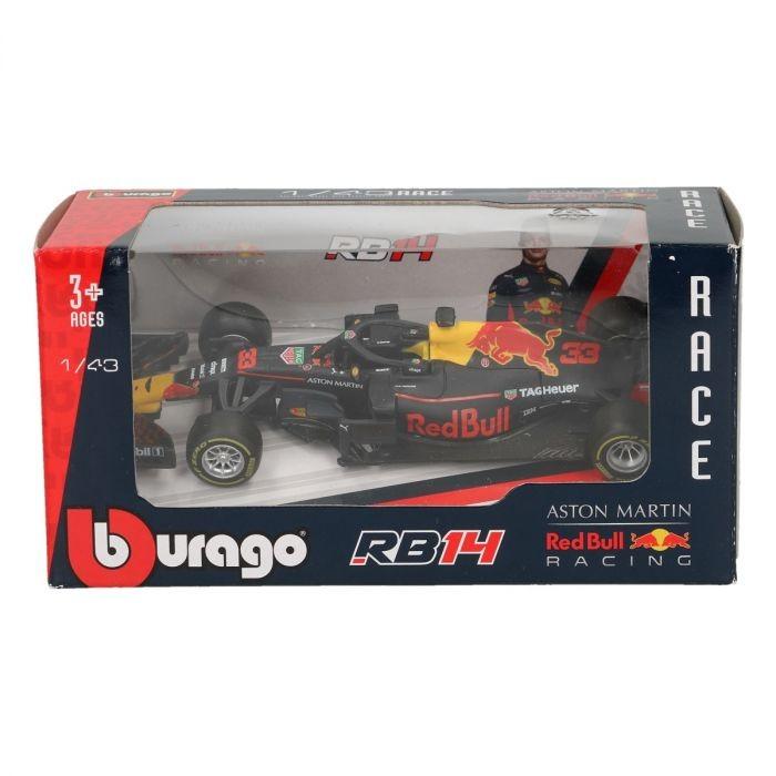 Burago Formula 1 bil – Red Bull