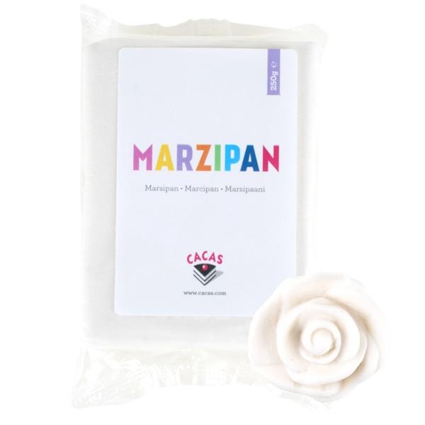 Hvit marsipan, 250g