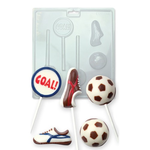 PME Candy Mould - Fotball
