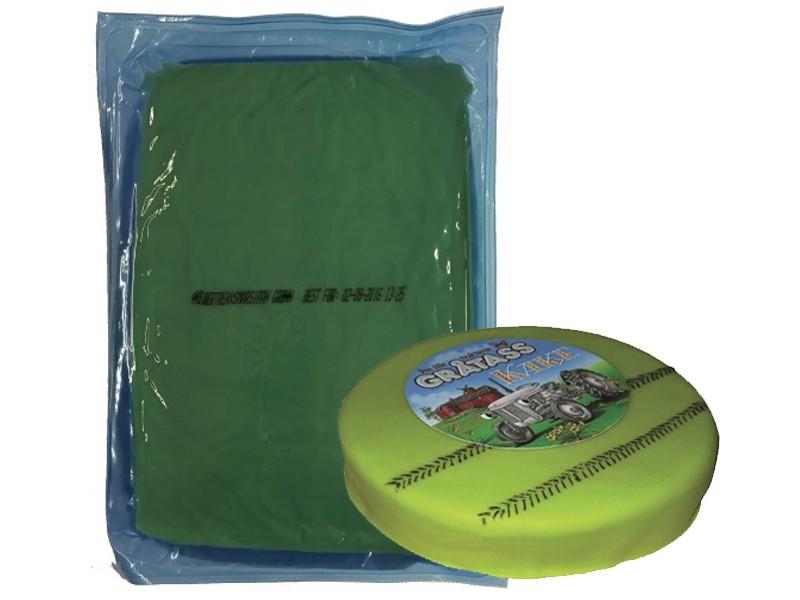 Pals Grønn marsipan 2,5 kg (BF: 06.05.21)