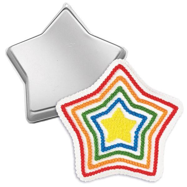 Figurform Stjerne