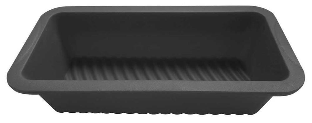 Aanonsen Brødform i silikon, mørk grå, 30cm, 2L