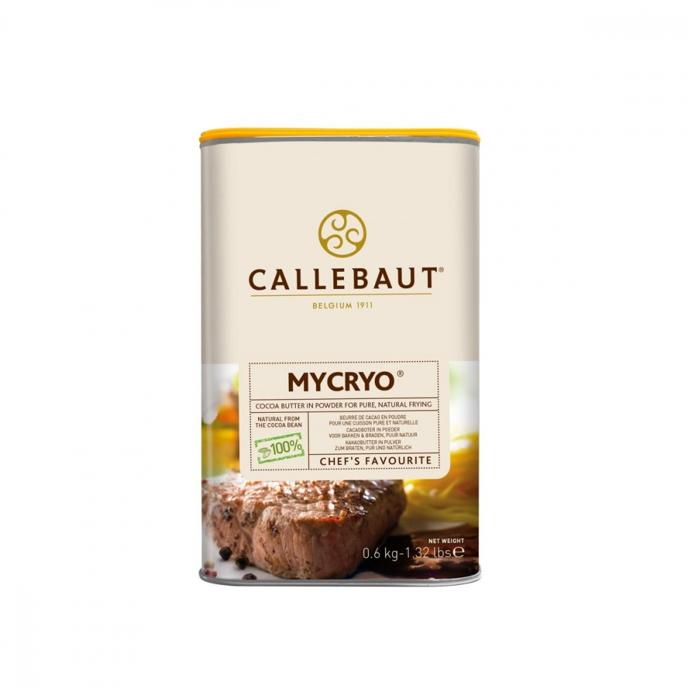 Callebaut Mycryo ™ Kakaosmør - 600g