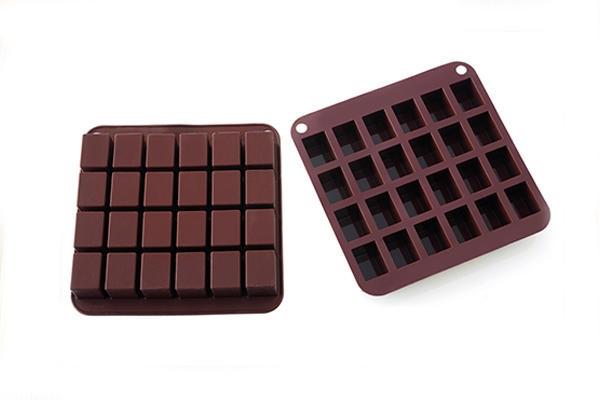Silikomart Sjokoladeform - Wonder Chocolates