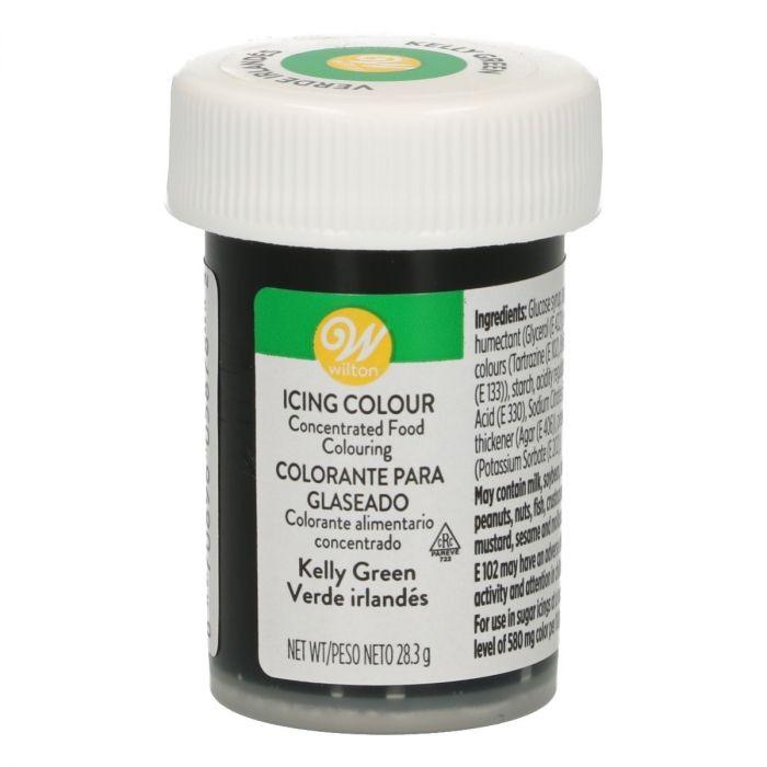 Wilton pastafarge Kelly green, 28g