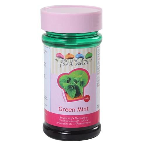 FunCakes Smakstilsetning -Grønn mint- 100g