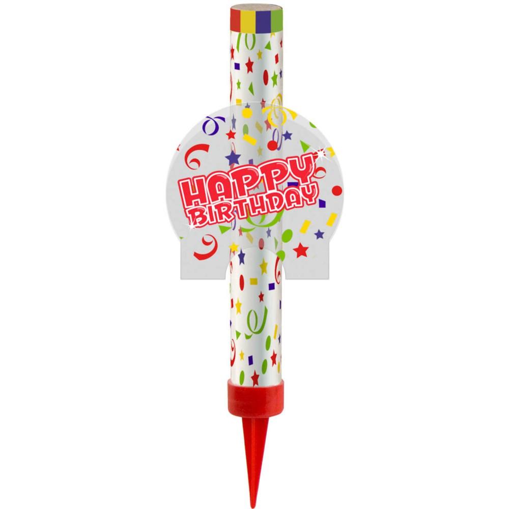 Kakefakkel -Happy Birthday- pk/1