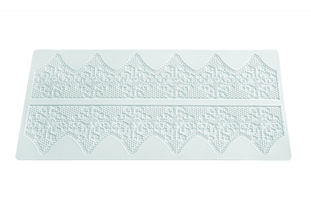 Silikomart Cake Lace silikonmatte -Fantasi-