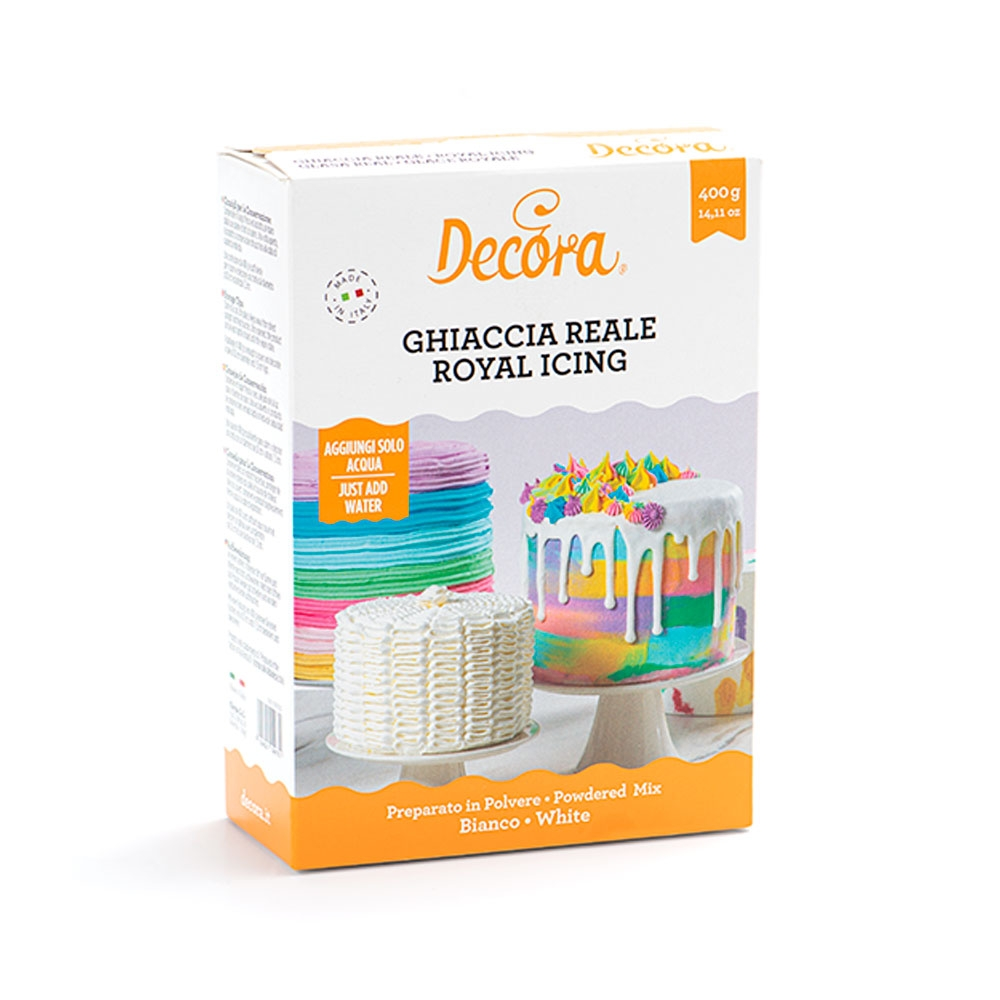 Decora Mix for Royal Icing 400g
