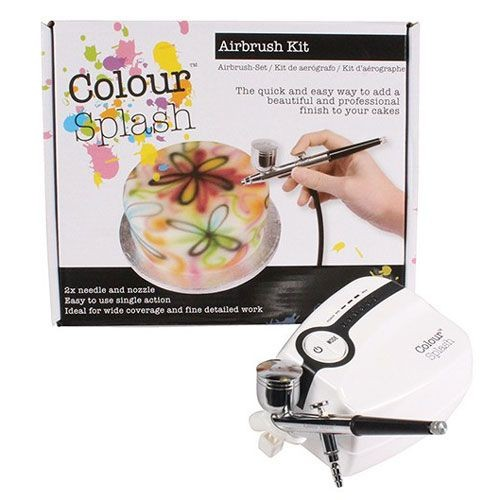 Colour Splash Airbrush-maskin