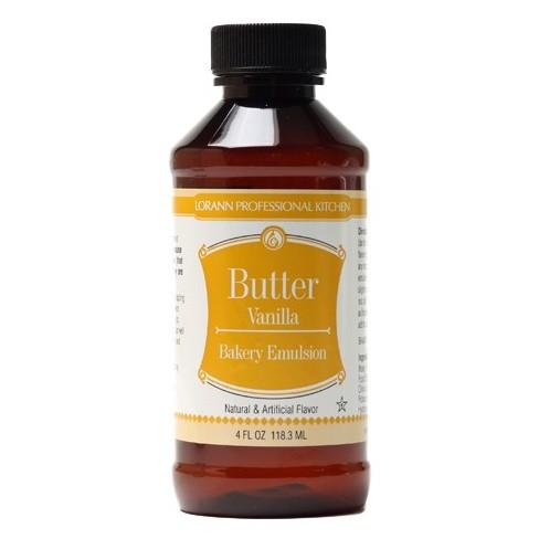 LorAnn Smakstilsetning Emulsjon Butter Vanilla, 118ml