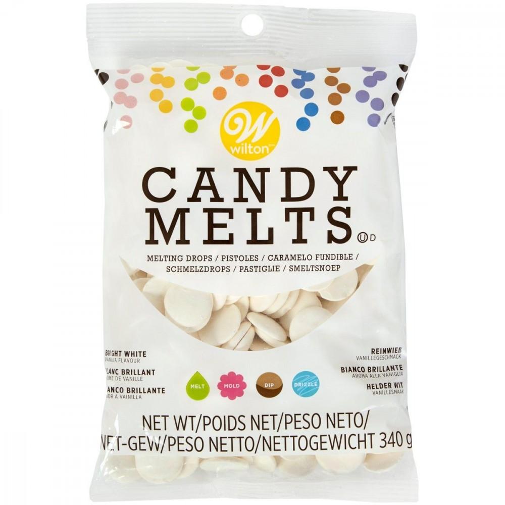 Candy Melts Ekstra hvit 1kg
