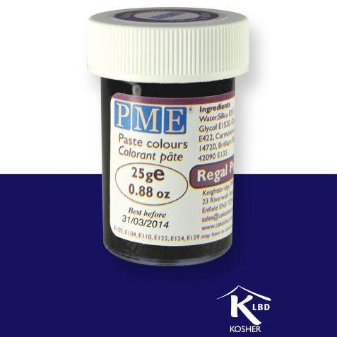PME pastafarge Mørk lilla