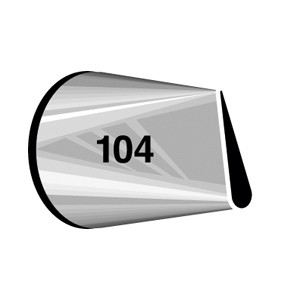 Wilton Petal Tipp #104