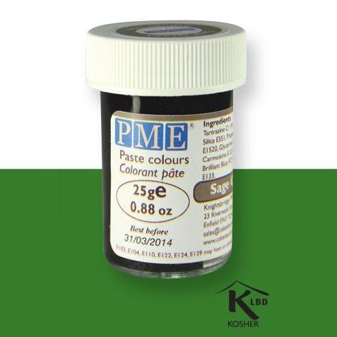 PME pastafarge Mørk grønn