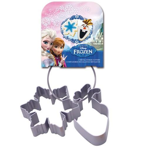 Frozen utstikkersett 2 deler