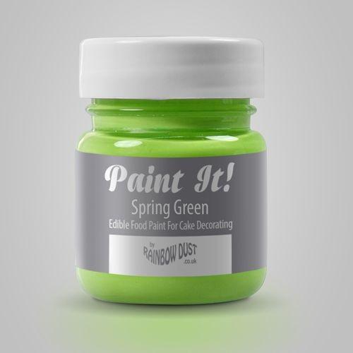 RD Paint It! Spiselig maling -Vårgrønn-