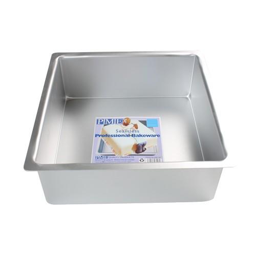PME Ekstra dyp Firkantet kakeform -33x33x10cm-