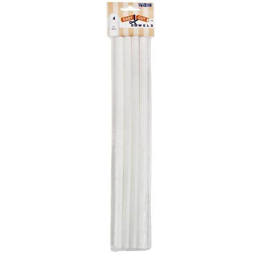 PME Easy Cut Dowel Rods -30cm- pk/4