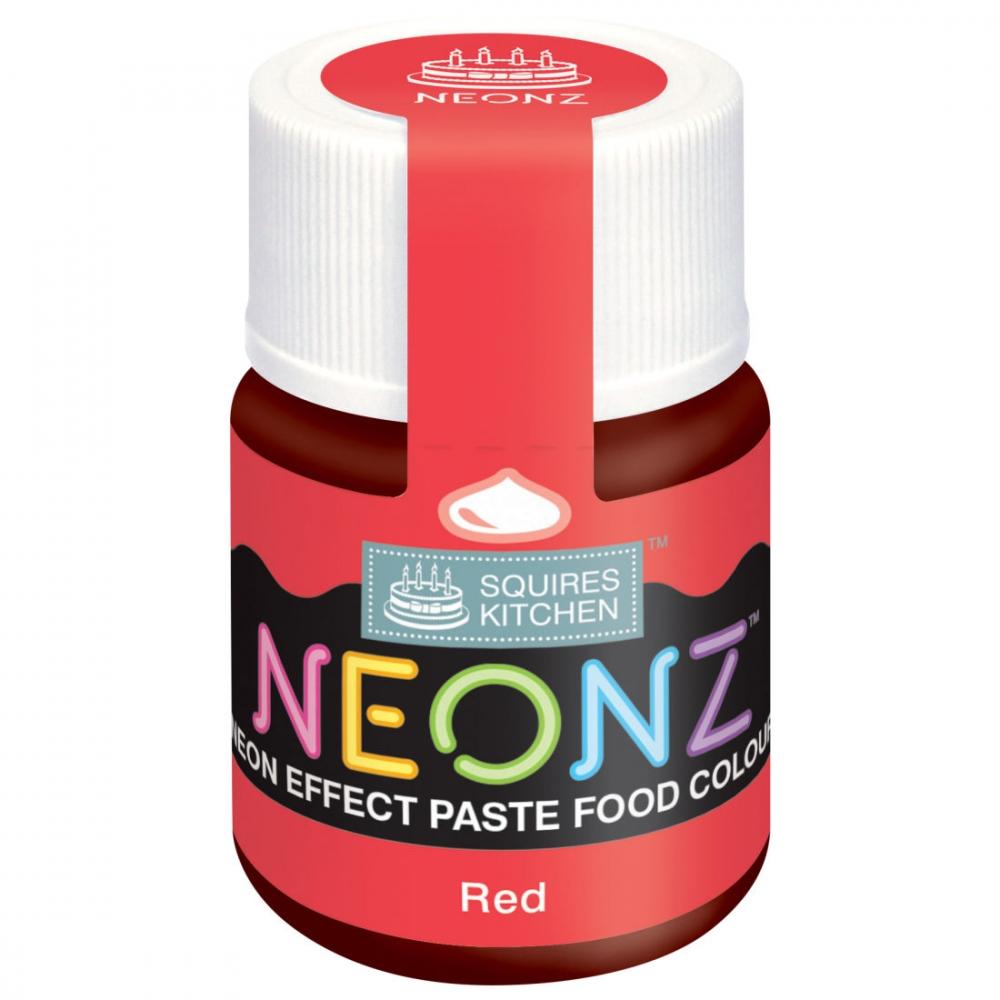 SK Neonz Pastafarge -Rød- 20g