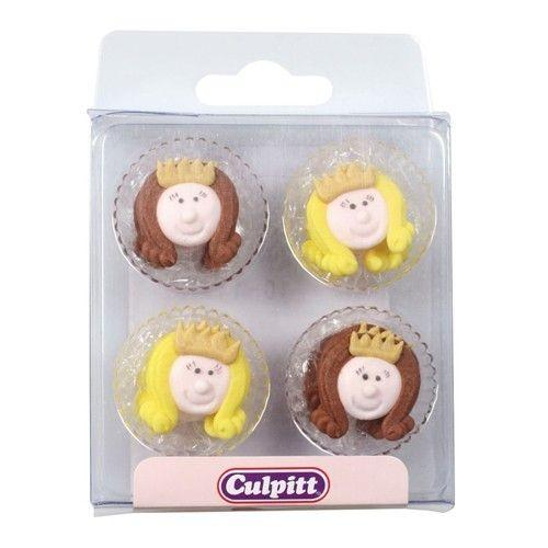 Culpitt Spiselig kakepynt Lille prinsesse pk/12