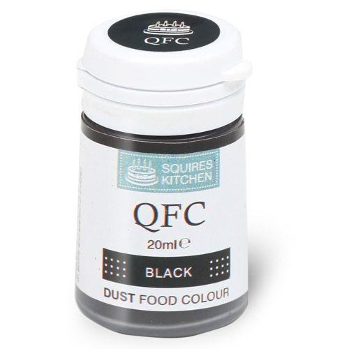 SK QFC pulverfarge Svart, 4g
