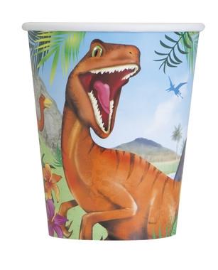 Kopper Dinosaur, 8stk