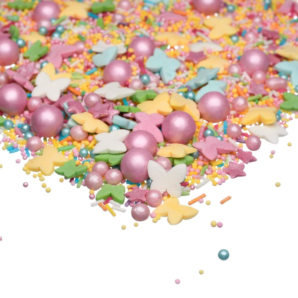 Happy Sprinkles Strøsselmiks - Pastell Summer 90g