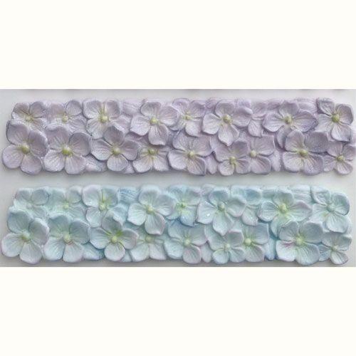 Karen Davies silikonform Hortensia-border