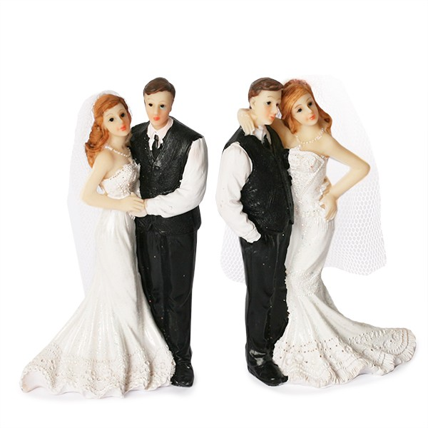 Brudepar 12cm