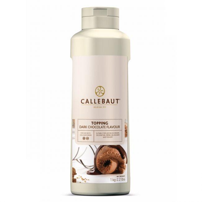 Callebaut Topping -Mørk sjokolade- 1kg