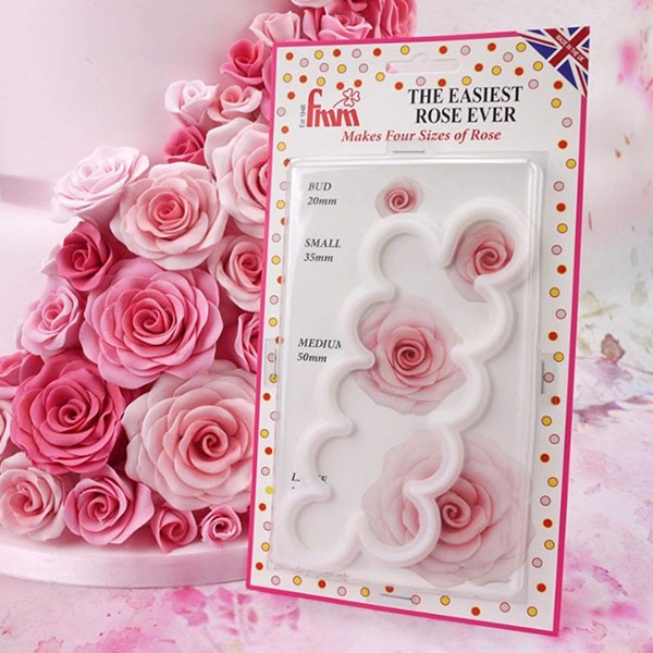 FMM Utstikker The Easiest Rose Ever