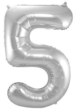 Tallballong -5- Sølv 86cm